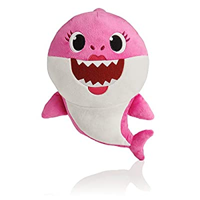Pinkfong Baby Shark Official Song Doll - Mommy Shark - By WowWee from WowWee