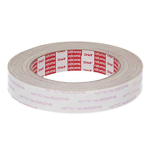 ニトムズ はがせる両面テープ 強力接着用 簡単 のり残りしない 室内 幅20mm×長さ20m×厚さ 0.16mm 1巻入 T3920