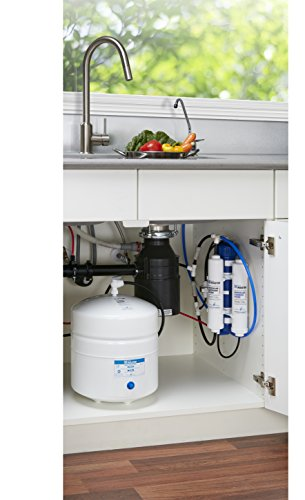 Home master tmafc-erp artesian full contact undersink reverse osmosis water filter system , white 3 a better ro system | home master artesian full contact's innovative design solves most common problems associated with cannister and tankless ro systems. Mineral water on tap | patented remineralization system adds calcium and magnesium twice during the purification process for reduced storage tank degradation and great tasting, highly pure mineral water on tap. Highly pure water | 7-stages of filtration, purification and enhancement remove up to 99% of chlorine & chloramines, chemicals, lead, heavy metals, fluoride, microplastics, tds, and thousands more. Bpa and lead free. 5 year limited warranty.