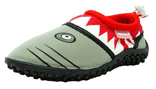 Zapatillas acuáticas de tiburón para niños de Fresko, T1028