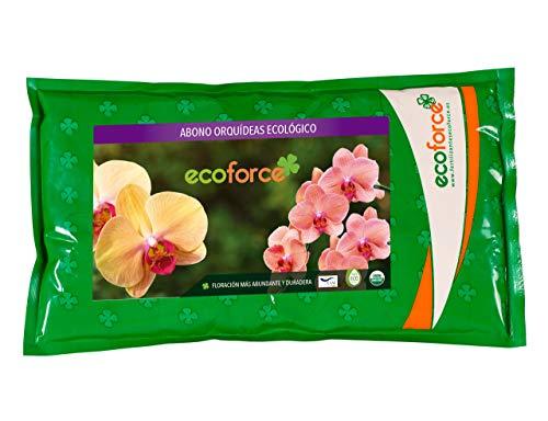 CULTIVERS ECO10F00119 Abono Ecológico Especial Orquídeas de 1,5 Kg. Fertilizante de Origen...