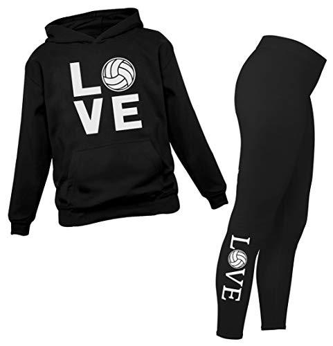 Volleyball Leggings & Hoodie