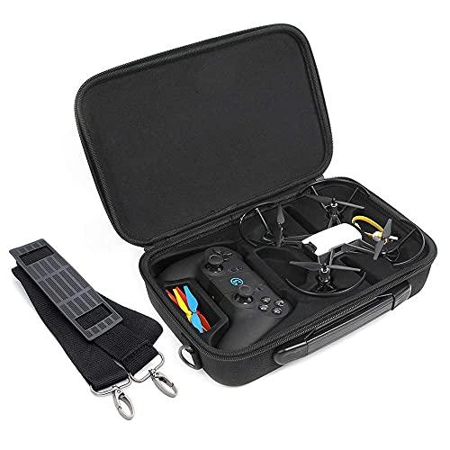 Hensych Travel Portable Schutzhülle Tragetasche Handtasche Schultertasche für Tello Drone und Gamesir Fernbedienung