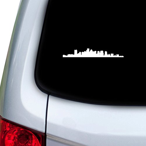 boston skyline decal - 2