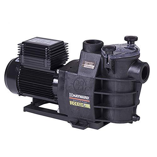 Hayward - sp2811xe161 - Pompe à Filtration 1 CV, 13m3/h Mono Max flo