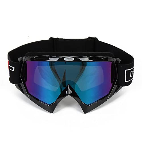 ISIYINER Lunettes de Ski Protection Anti-UV Ski Goggles Coupe-Vent  Snowboard Goggles pour 1c90d20b3562