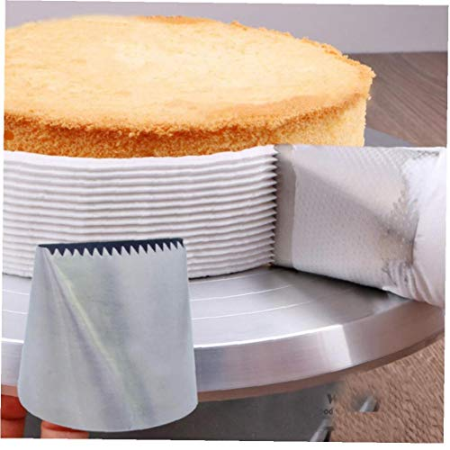 Extra Large Stainless Steel Nozzle Icing Piping Nozzles Cream Cake Decorating Tools...