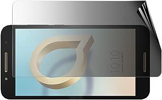 Celicious Sekretess 2-vägs landskap antispionfilter skärmskydd film kompatibel med Alcatel A7