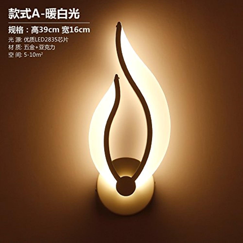 LED 18W Wand Spot Lampe Leuchte Chrom Glas Kristalle Wohnraum Flur Big.Light