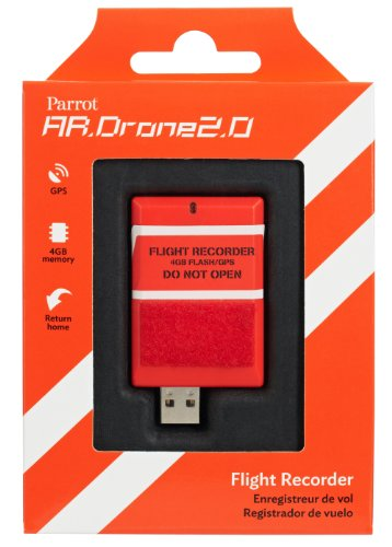 AR.Drone 2.0 - Flight Recorder (GPS-module)