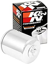 K&N Motorcycle Oil Filter: High Performance, Premium, Designed to be used with Synthetic or Conventional Oils: Fits Select Harely Davidson Motorcycles, KN-170C