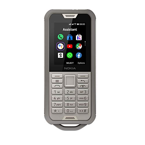 Nokia 800 Tough (TA-1186) Dual SIM Desert Sand