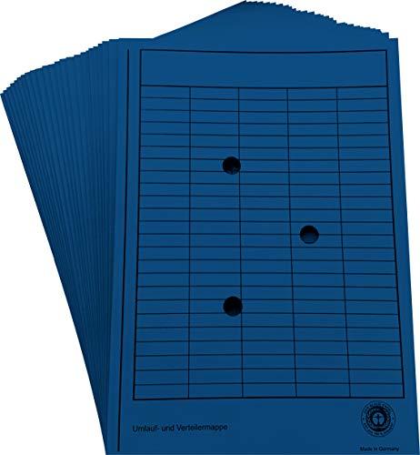 RC Umlaufmappen-blau