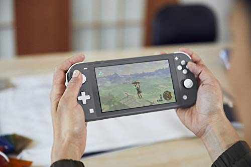 Console Nintendo Switch Lite - Grise - 3