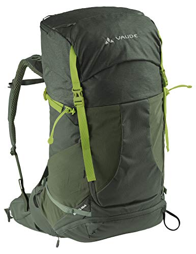 VAUDE Brenta 44+6 Sac à Dos>=50L Olive FR: Taille Unique (Taille Fabricant: One Size)