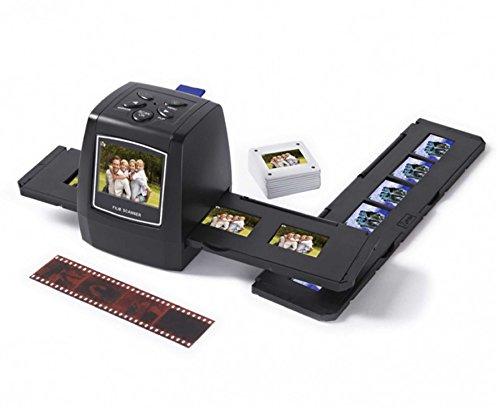 Neostar Deslice y película negativa a la foto del color del escáner USB Digital de la tarjeta del SD