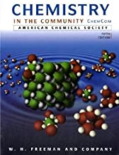 chemistry in the community 5th edition
