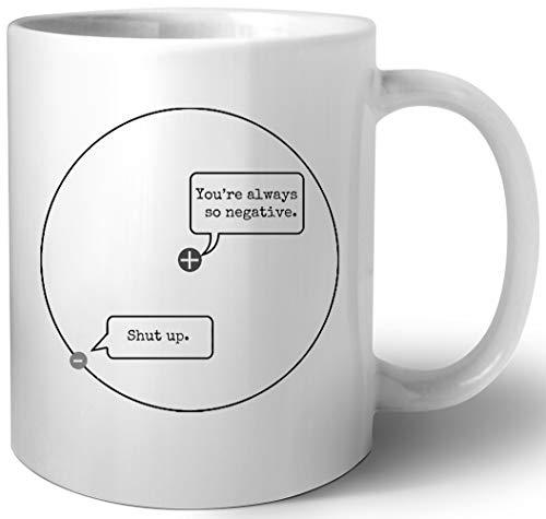 Hidrogeno Ceramica Taza Mug