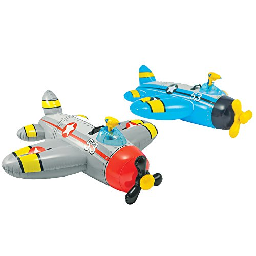 Intex Water Gun Plane Ride-On, 52