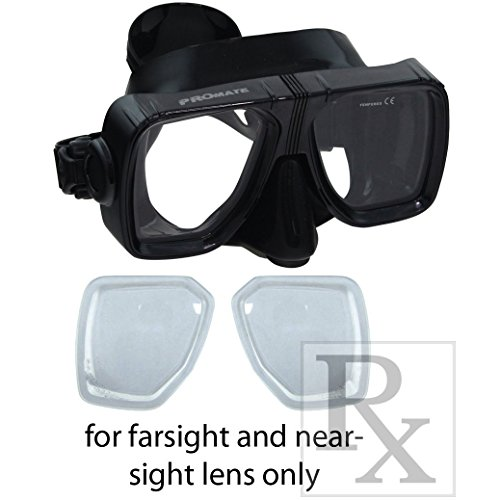 Nearsighted Scuba Dive Snorkeling Prescription Mask