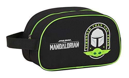Safta 812041248 Neceser Mediano con Asa The Mandalorian