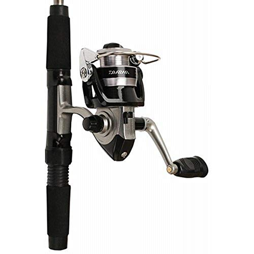 Daiwa Mini System Minispin Ultralight Spinning Reel and Rod Combo