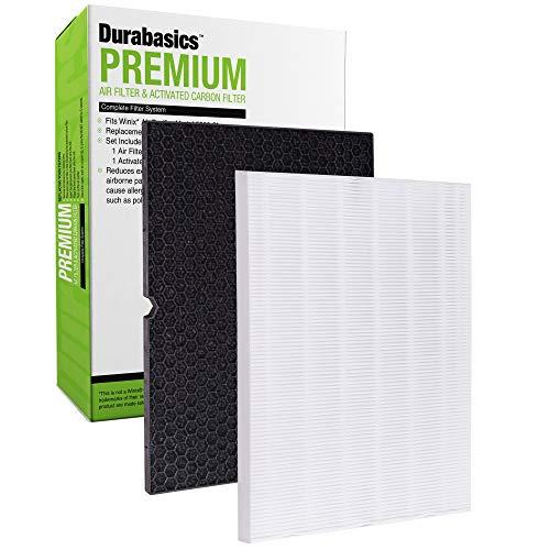Purchase Durabasics Replacement Winix Air Purifier Filter H, 116130, Filter Set | 1 Filter & 1 Activ...