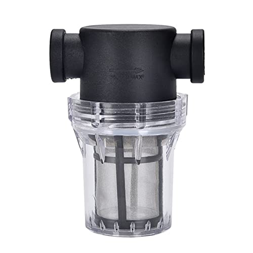 Taloit Pompfilter, Waterpompen Zeef Filter, Tuin Waterfilter Waterpijp Zeef Voor Irrigatiesysteem