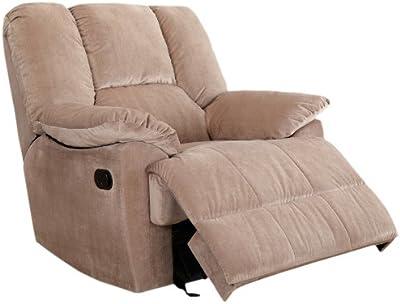 Amazon.com: Giantex Recliner Massage Sofa Chair with Heating ...