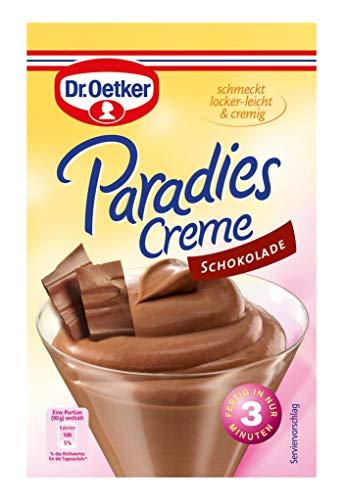 Dr. Oetker Paradies Creme Schokolade, 74 g