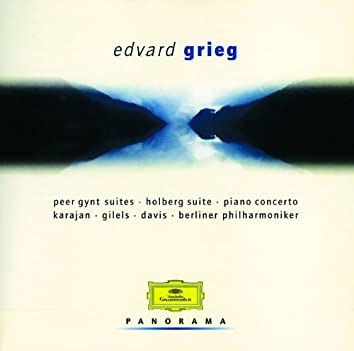 Grieg: Peer Gynt Suites; Holberg Suites; Piano Concerto