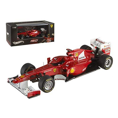 Ferrari 150 Italia Fernando Alonso 2011 Turkish GP Elite Edition Limited 1 of...