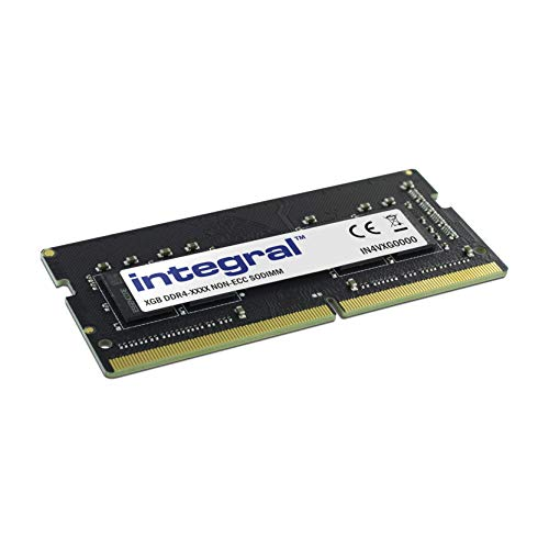 Integral 8GB DDR4 RAM 2400MHz SODIMM Laptop/Notebook PC4-19200 memory