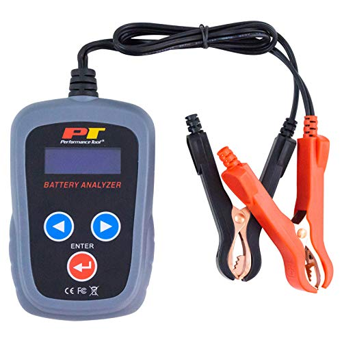 Purchase Portable Hand Held Digital 12V Battery Analyzer Tester