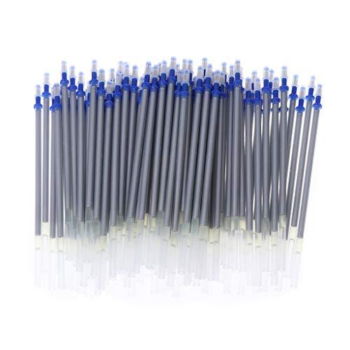 MISHITI 100 bolígrafos de repuesto para zapatos de cuero