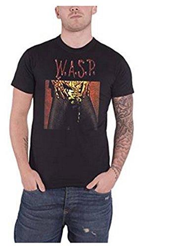 Official Merchandise Band T-Shirt - W.A.S.P. - I Fuck Like A Beast // Größe: XL