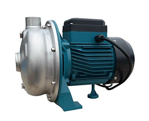 Wasserpumpe 550-1500 W 230V BIS 13200 L/Std. Jetpumpe Gartenpumpe Top Fördermenge (800 Watt)