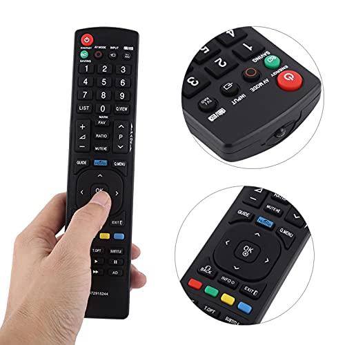 Emoshayoga Control Remoto AKB72915244 Control Remoto Universal Control Remoto Controlador de reemplazo Control Remoto para Smart LCD LED TV Control Remoto para TV