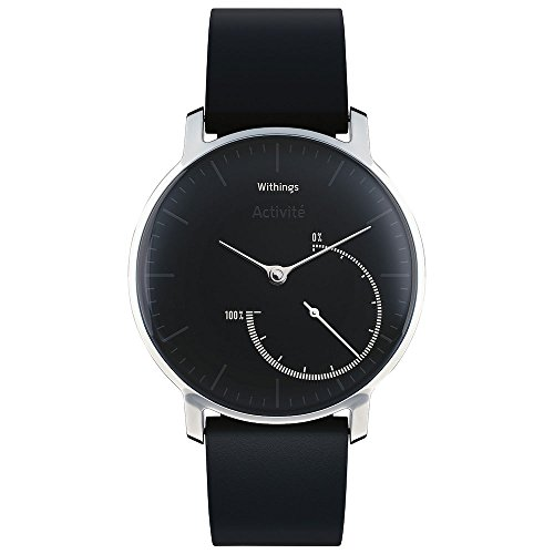 Withings Activité Steel Activity and Sleep Tracking Watch