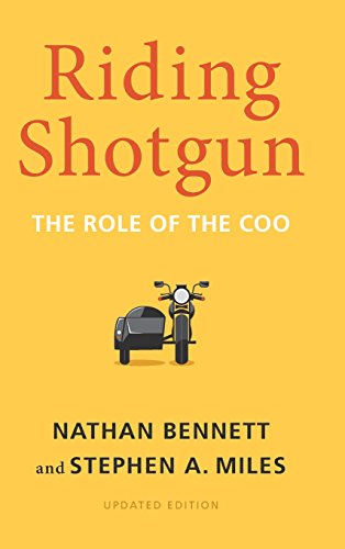 Download Riding Shotgun: The Role of the COO, Updated Edition 1503600386