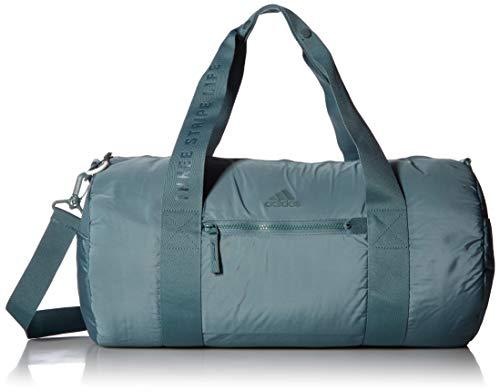 adidas Bolsa de Viaje VFA Roll para Mujer, Color Verde, Talla única
