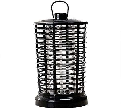 FWZJ Lámpara eléctrica Ultravioleta del Asesino del Mosquito Trampa Interior al Aire Libre Trampa electrónica del Asesino del Mosquito de la Mosca Luz LED