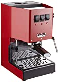 Gaggia RI9380/47 Classic Pro Espresso Machine, Cherry Red