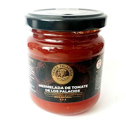 Mermelada de Tomate de Los Palacios Arsesanal TIERRA PALACIEGA Tarro 250 g