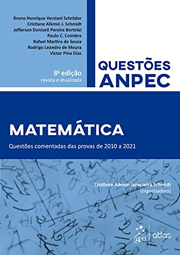 Matemática - Questões ANPEC