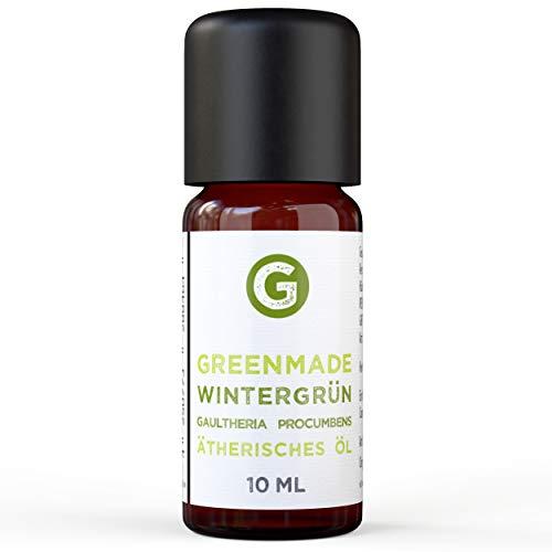 Wintergrün Öl 10ml - 100% naturreines, ätherisches Öl von greenmade