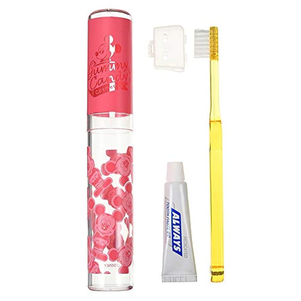 ルネッサンスバンホステルディズニーストア(公式)歯ブラシ セット ミッキー グミキャンディ