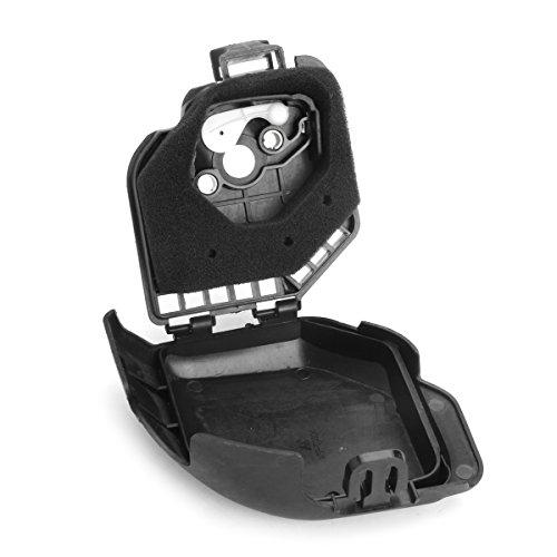 WCHAOEN Schwarze Luftfilterabdeckung für Honda GX25 GX25N GX25NT HHT25S Trimmer 17231-Z0H-010 Ersatzteile