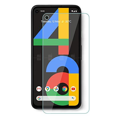 【2枚セット】Google Pixel 4a 5G / Pixel 5 XL ガラスフィルム グーグル ピクセル4a 5G / ピクセル5 XL 液晶保護強化ガラスフィルム 【ELMK】日本製素材旭硝子製・業界最高硬度9H ・高透過率・耐衝撃・防塵・飛散防