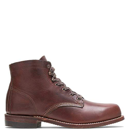 "Wolverine Heritage Original 1000 Mile 6"" Boot Rust Leather 11.5"